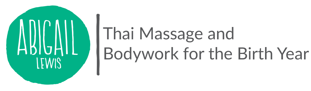 Thai Massage and Bodywork for the Birth Year